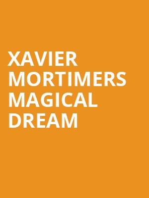 Xavier Mortimers Magical Dream at Windows at Ballys
