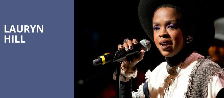Lauryn Hill, The Joint, Las Vegas