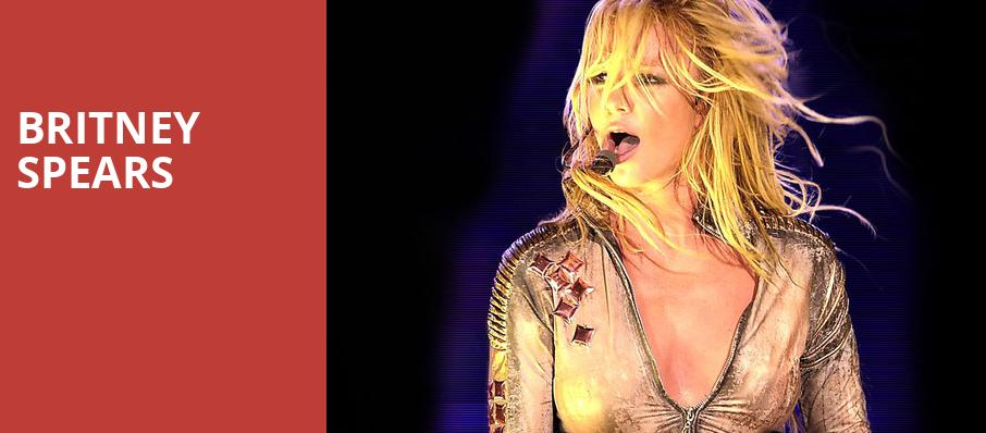 Britney Spears, Planet Hollywood Theater Of The Performing Arts, Las Vegas