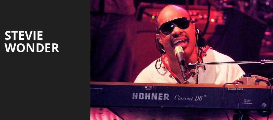 Stevie Wonder, Monte Carlo Hotel and Casino Pavilion, Las Vegas