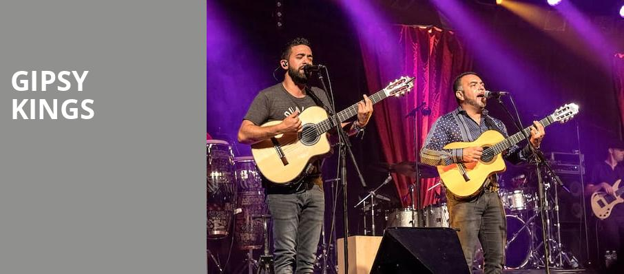 Gipsy Kings, Red Rock Casino, Las Vegas