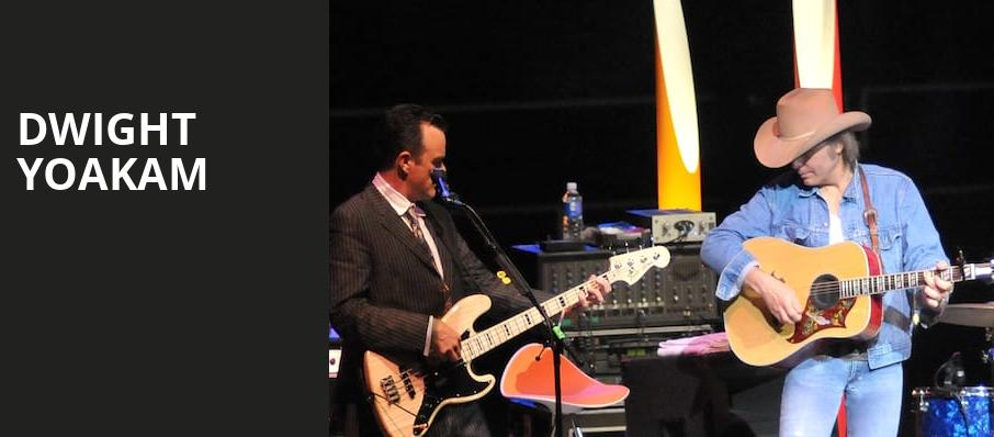 Dwight Yoakam, Tuacahn Amphitheatre and Centre for the Arts, Las Vegas