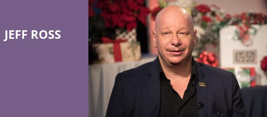 Jeff Ross, The Orleans Showroom Theater, Las Vegas