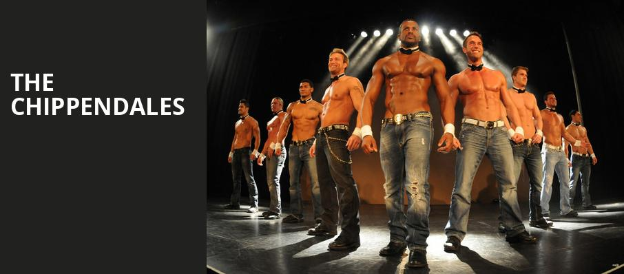 The Chippendales, Chippendales Theater, Las Vegas