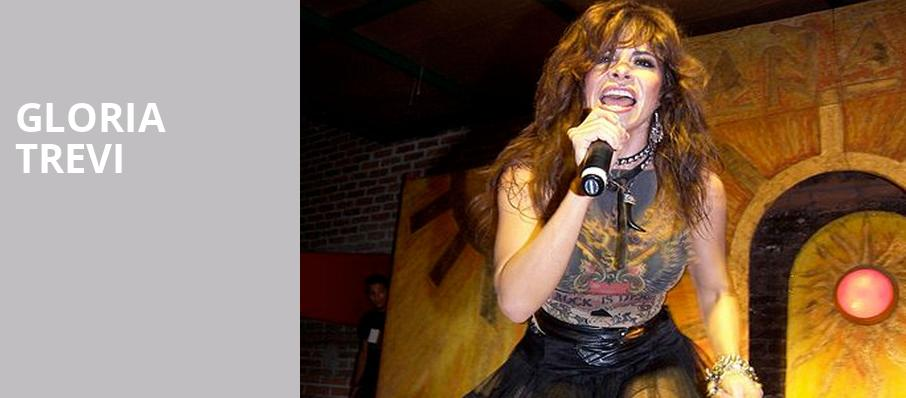 Gloria Trevi, Zappos Theater at Planet Hollywood, Las Vegas