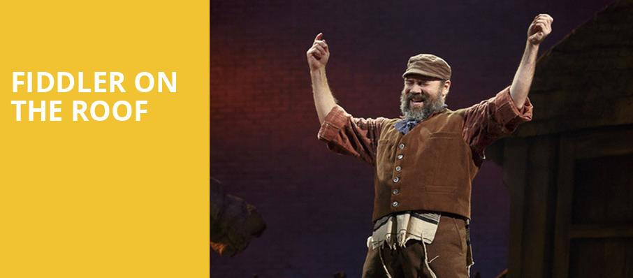Fiddler on the Roof, Smith Center, Las Vegas