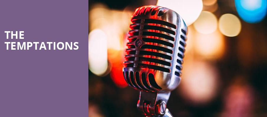 The Temptations, The Orleans Showroom Theater, Las Vegas