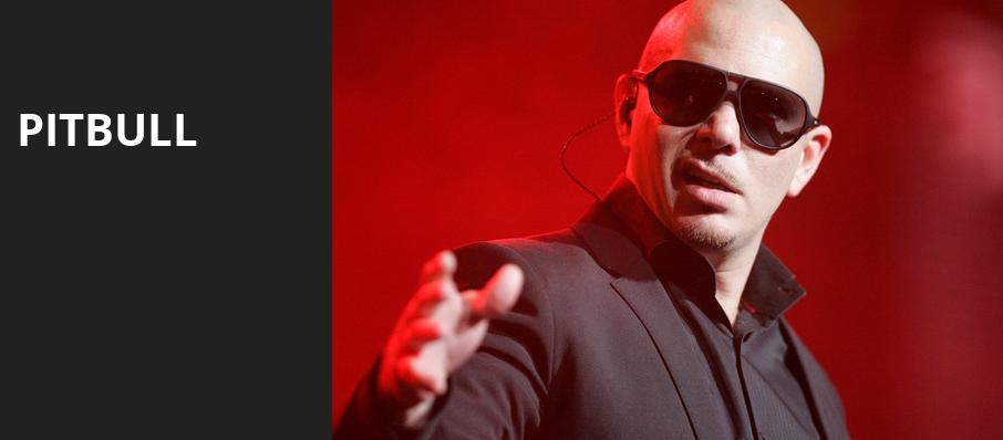 Pitbull, Planet Hollywood Theater Of The Performing Arts, Las Vegas