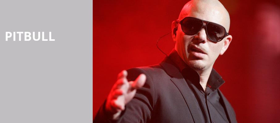 Pitbull, The Axis at Planet Hollywood Resort and Casino, Las Vegas