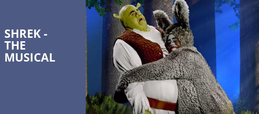 Shrek The Musical, Tuacahn Amphitheatre and Centre for the Arts, Las Vegas