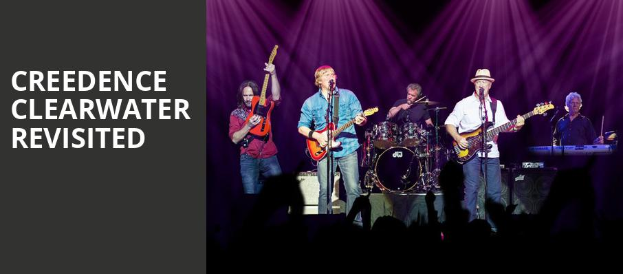 Creedence Clearwater Revisited, Cannery Hotel Casino, Las Vegas