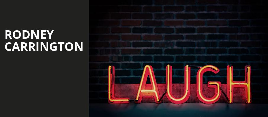 Rodney Carrington, MGM Grand Hollywood Theater, Las Vegas