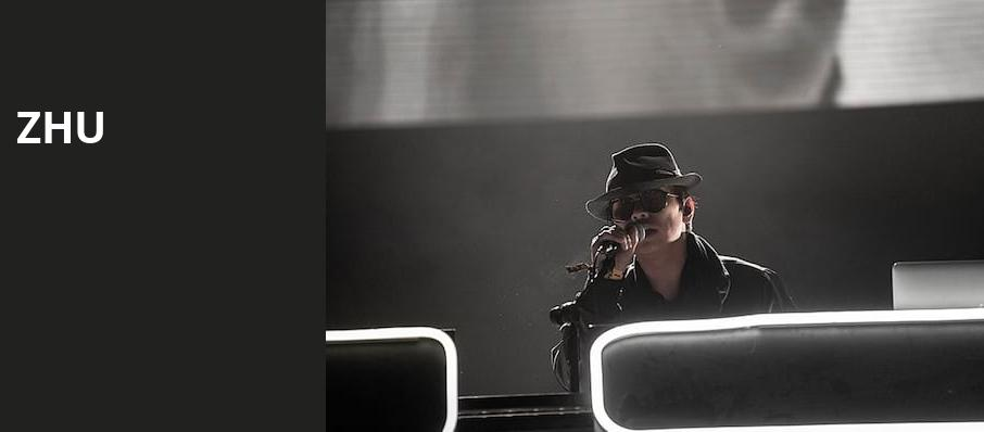 Zhu, Pearl Concert Theater, Las Vegas