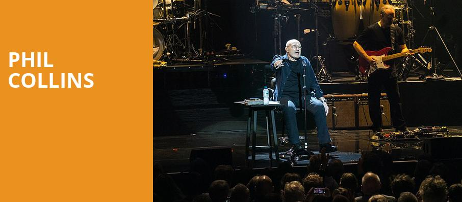 Phil Collins, MGM Grand Garden Arena, Las Vegas