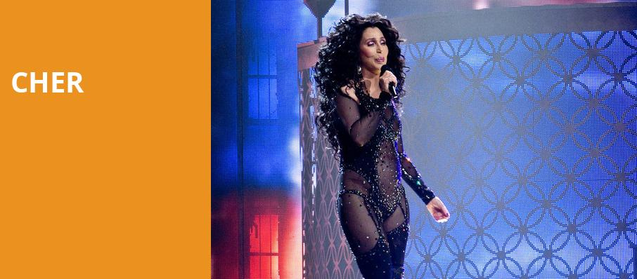 Cher, Park Theater at Park MGM, Las Vegas