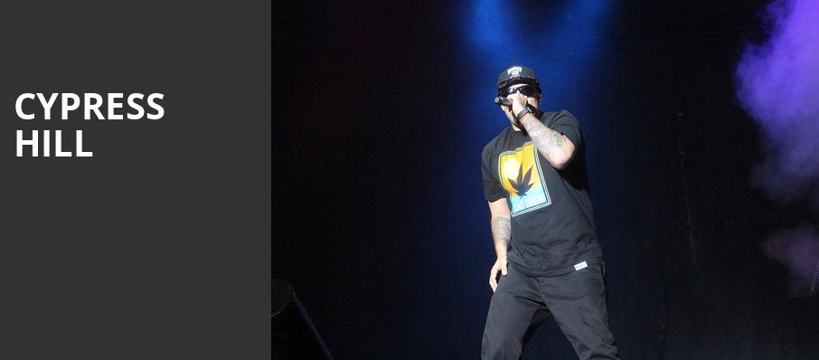 Cypress Hill, House of Blues, Las Vegas