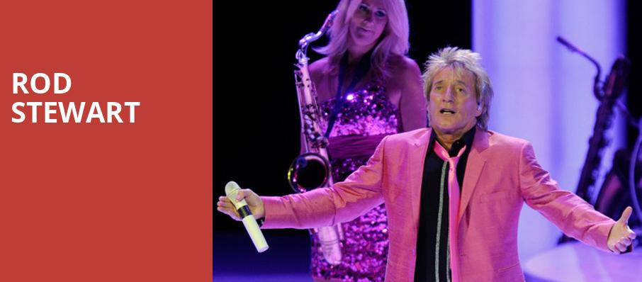 Rod Stewart, The Colosseum at Caesars, Las Vegas