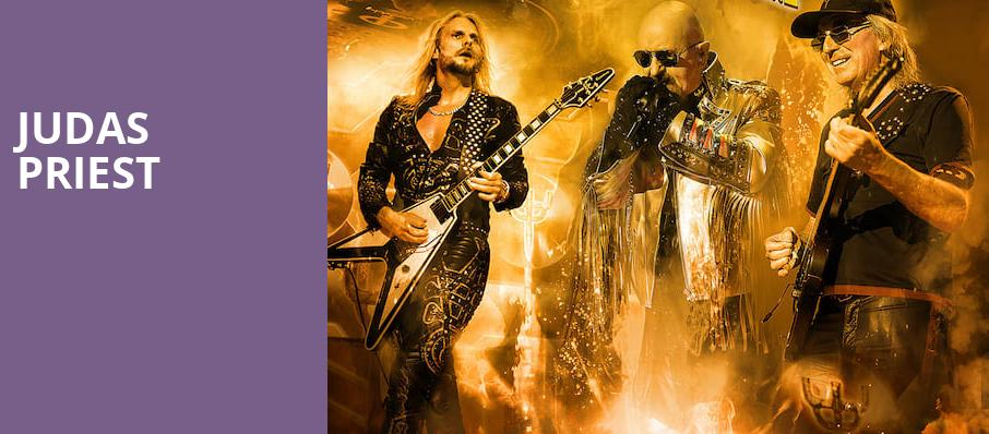 Judas Priest, Zappos Theater at Planet Hollywood, Las Vegas