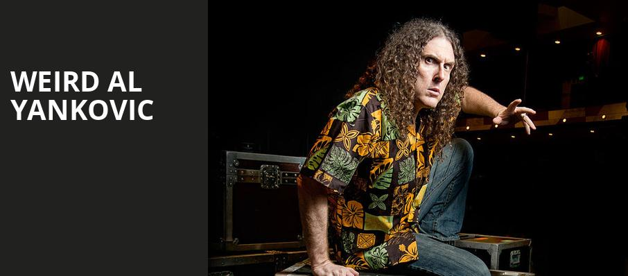 Weird Al Yankovic, Tuacahn Amphitheatre and Centre for the Arts, Las Vegas