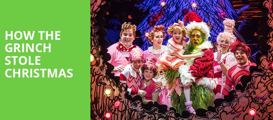 How The Grinch Stole Christmas, Smith Center, Las Vegas