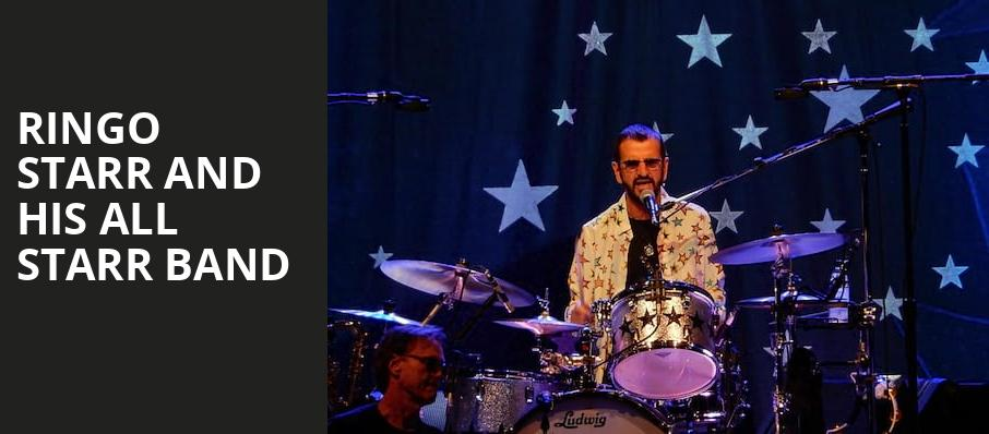 Ringo Starr And His All Starr Band, Planet Hollywood Resort Casino, Las Vegas