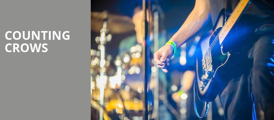 Counting Crows, The Joint, Las Vegas