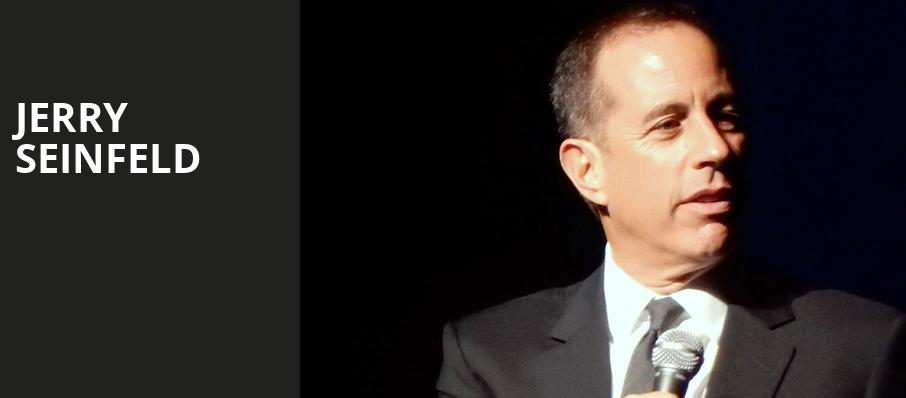 Jerry Seinfeld, The Colosseum at Caesars, Las Vegas