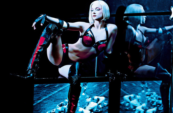 Zumanity Theater - Picture of Zumanity - Cirque du Soleil